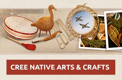 Cree Native Arts and Crafts